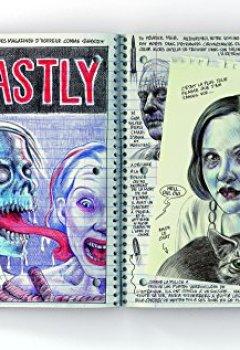 Livres Couvertures de Moi, ce que j'aime, c'est les monstres