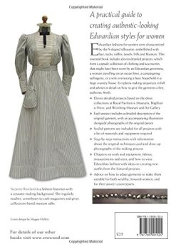 Livres Couvertures de Making Edwardian Costumes for Women