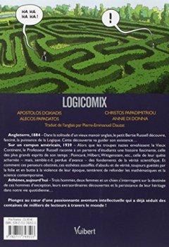 Livres Couvertures de Logicomix