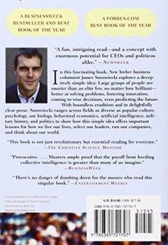 Livres Couvertures de The Wisdom of Crowds