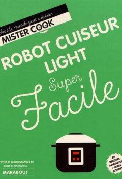 Livres Couvertures de Super Facile : Robot cuiseur Light