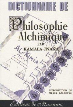 Livres Couvertures de Dictionnaire de philosophie alchimique