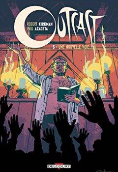Livres Couvertures de Outcast 05: Une nouvelle voie