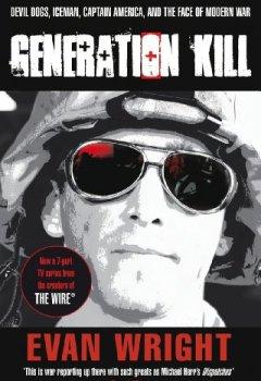 Buchdeckel von Generation Kill