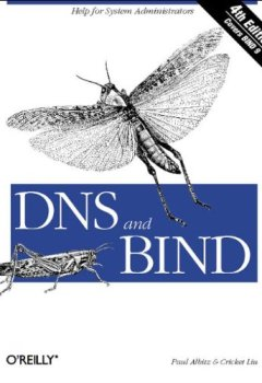 Livres Couvertures de DNS and BIND, 4th Edition  (en anglais)