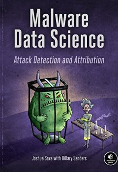 Livres Couvertures de Malware Data Science: Attack Detection and Attribution