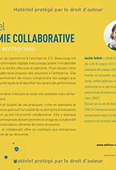 Livres Couvertures de Petit manuel d'économie collaborative : A l'usage des entreprises
