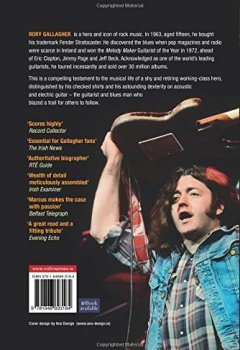 Livres Couvertures de Rory Gallagher: His Life and Times