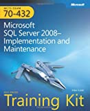 51ZmL0iZRML. SL160  Top 5 Books of MS SQL Server Certification for March 15th 2012  Featuring :#4: MCTS Self Paced Training Kit (Exam 70 432): Microsoft® SQL Server® 2008 Implementation and Maintenance (Pro Certification)