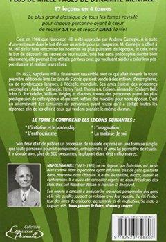 Livres Couvertures de Les lois du succès - 17 principes de succès en 4 tomes - T2 : Leçon 5 à 8