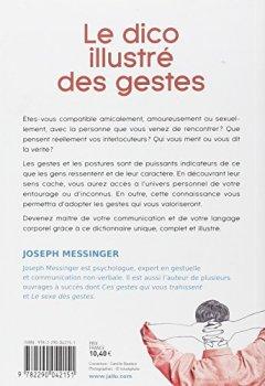 Livres Couvertures de Le dico illustré des gestes