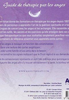 Livres Couvertures de Guide de thérapie par les anges - Livre audio 2 CD