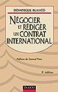 Négocier et rédiger un contrat international