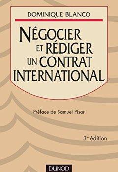 Livres Couvertures de Négocier et rédiger un contrat international