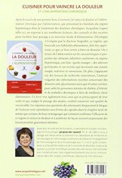 Livres Couvertures de Cuisiner pour vaincre la douleur et l'inflammation chronique