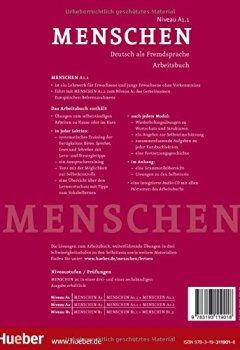Livres Couvertures de Menschen Sechsbandige Ausgabe: Arbeitsbuch A1/1 MIT Audio-CD