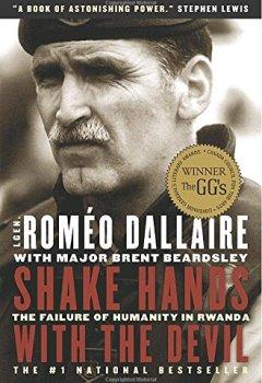 Buchdeckel von Shake Hands With the Devil: The Failure of Humanity in Rwanda