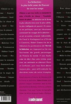 Livres Couvertures de L'Art de la séduction