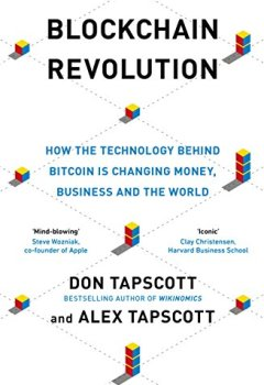 Livres Couvertures de Blockchain Revolution : How the Technology Behind Bitcoin is Changing Money, Business and the World