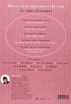 Livres Couvertures de Mieux vivre son cancer du sein : Le cahier d'exercices