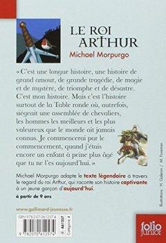 Livres Couvertures de Le roi Arthur