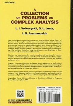 Livres Couvertures de A Collection of Problems on Complex Analysis