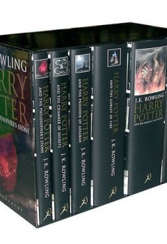Abdeckungen Harry Potter Box Set (contains Books 1-6) by J.K. Rowling (2005-10-03)