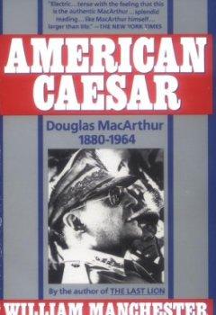 Buchdeckel von American Caesar