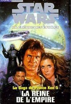 Livres Couvertures de Star wars t5 reine de l'empire