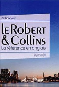 Livres Couvertures de Le Robert & Collins : Dictionnaire français-anglais et anglais-français