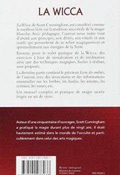 Livres Couvertures de La Wicca : Guide de pratique individuelle