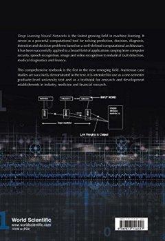 Livres Couvertures de Deep Learning Neural Networks: Design And Case Studies
