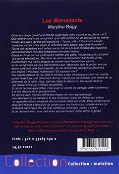 Livres Couvertures de Les Bienséants - Rencontres avec le monde supraterrestre