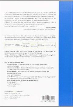 Livres Couvertures de Reussir le Delf B1 - Livre + CD