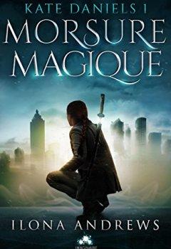 Livres Couvertures de Morsure magique: Kate Daniels, T1