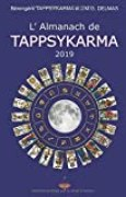 L'Almanach de Tappsykarma 2019