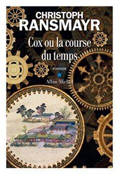 Livres Couvertures de Cox ou la course du temps