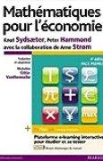 Mathématiques pour l'économie 4e édition : Pack Premium FR : Livre + eText enrichi + MyMathLab | version française - Licence étudiant 12 mois