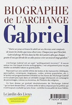 Biographie de l'Archange Gabriel de Indie Author