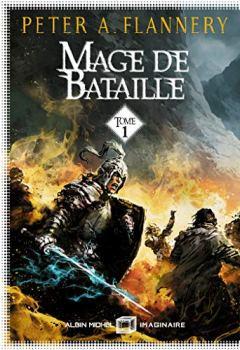 Livres Couvertures de Mage de bataille - tome 1