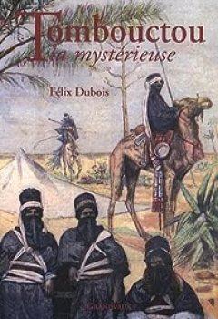 Livres Couvertures de Tombouctou la mystérieuse