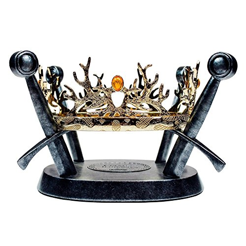 Game Of Thrones - The Royal Crown of the Houses Baratheon and Lannister