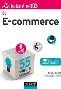 Livres Couvertures de La boîte à outils du e-commerce - 55 outils et méthodes