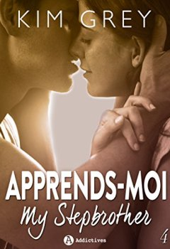 Livres Couvertures de Apprends-moi 4: My Stepbrother