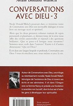 Livres Couvertures de Conversations avec Dieu : Un dialogue hors du commun, tome 3