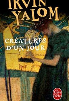 Livres Couvertures de Créatures d'un jour