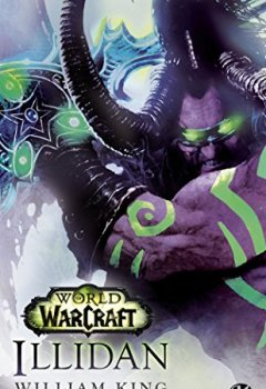 Livres Couvertures de World of Warcraft, Tome : Illidan