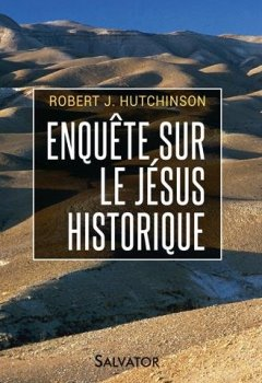 Livres Couvertures de Enquête sur le Jésus historique
