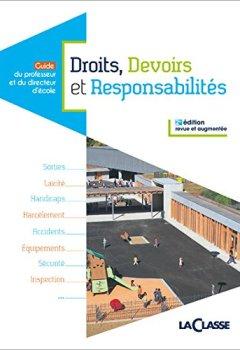 Livres Couvertures de DROITS, DEVOIRS et RESPONSABILITES