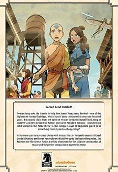 Livres Couvertures de Avatar: The Last Airbender - The Rift Part 1